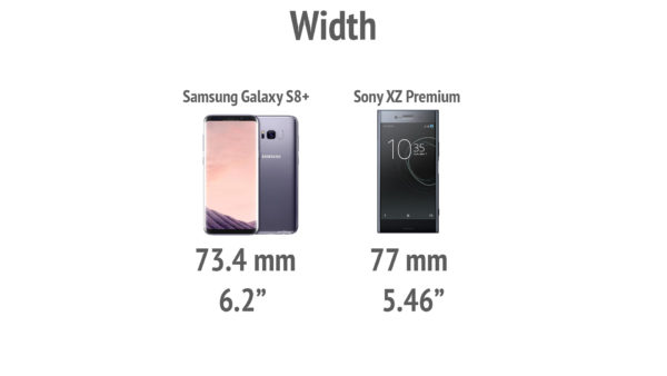 s8 vs g6 vs xzs
