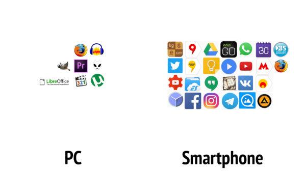 приложения пк смартфон